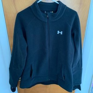 Under Armour Semi-Fitted Fleece Cold Gear Jacket